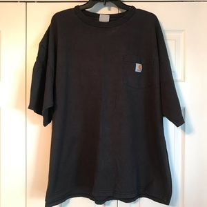 Black Carhartt Shirt